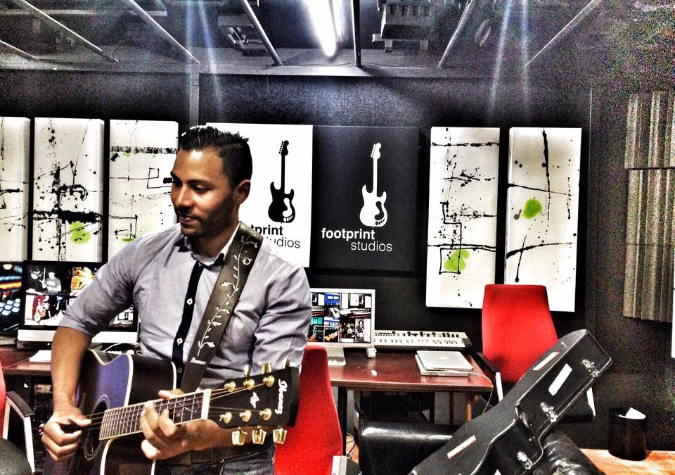 Songwriting Sessions at Footprint Productions