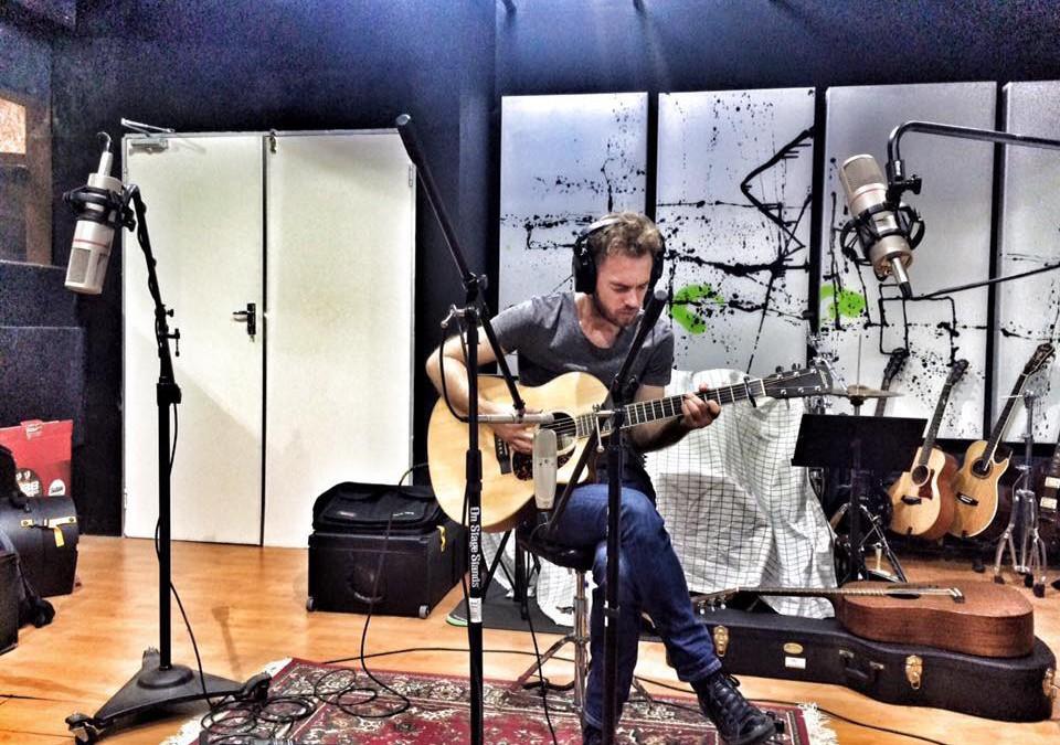 Grace Oh! in Studio
