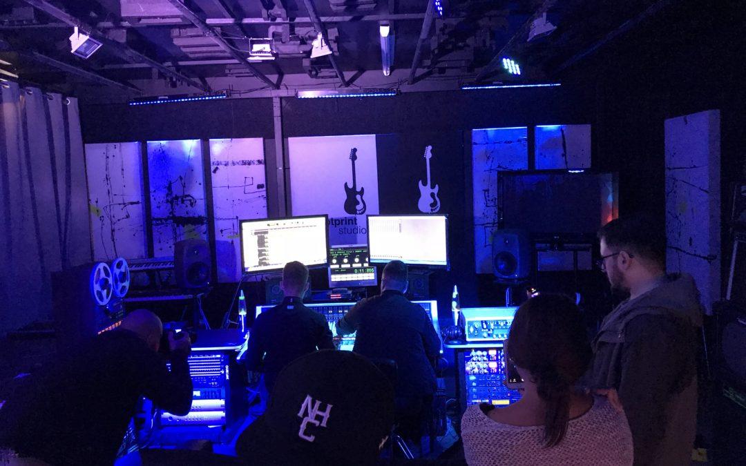 Genko Record Music Video at Footprint Productions