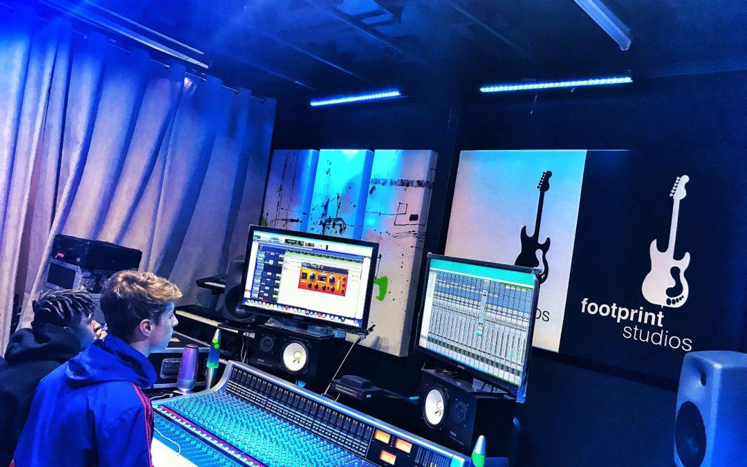 Fettiboy and Stlltrvs in studio